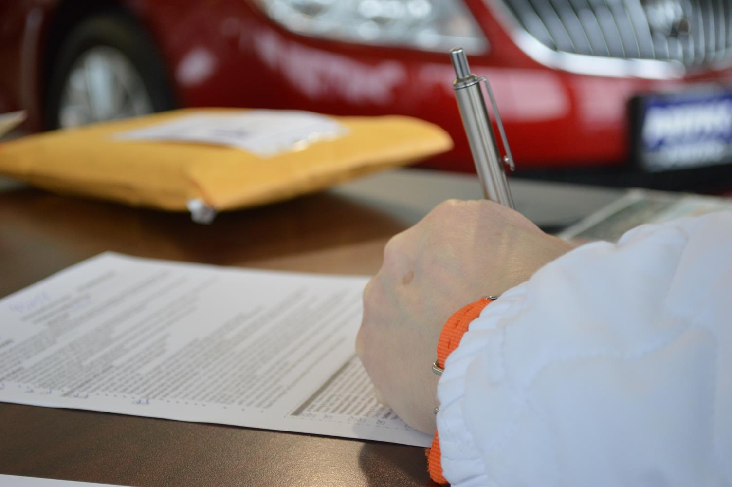 簽合約時,該注意什麼細節?